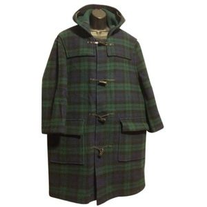 Brooks Brothers Wool Toggle Coat